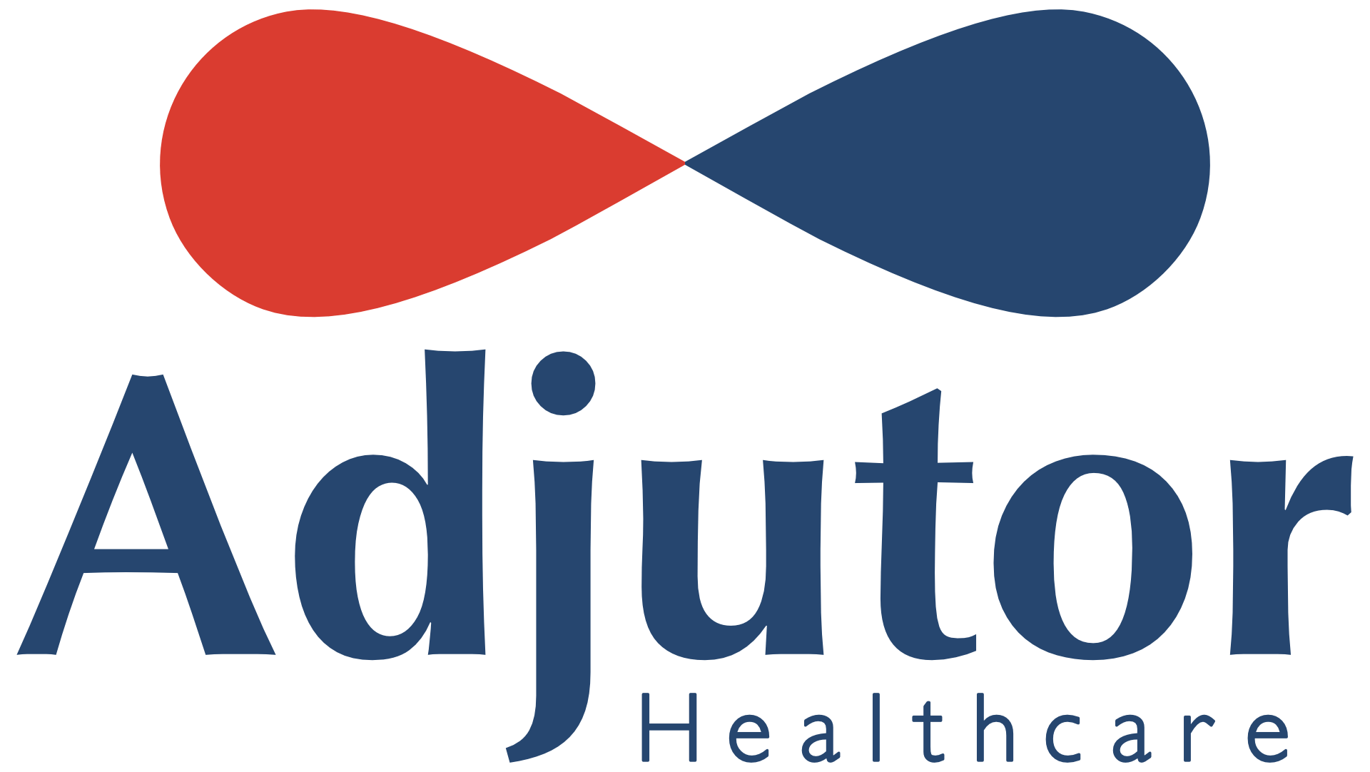 This is the official © Adjutor Healthcare Logo. It is subject to copyright and may not be used in any way or form without the express permission of Adjutor Healthcare Pty Ltd.